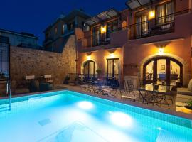 Phaedra Suites, hotel in Rethymno Town