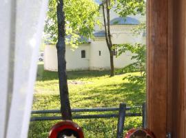 Воскресенское подворье, апартаменты/квартира в Пскове