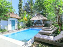 Bali Santi Villas, hotel in Candidasa
