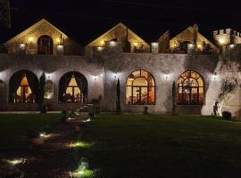 Chateau Fasel, farm stay in Tirana