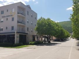 Hotel Villa Gabriel, hotel near Kravica Waterfall, Međugorje