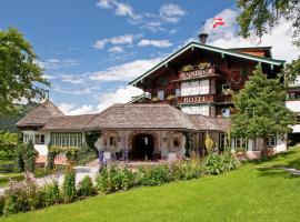 Tennerhof Gourmet & Spa de Charme Hotel, hotel in Kitzbühel