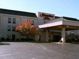 Hampton Inn Edmond, hotel in Edmond