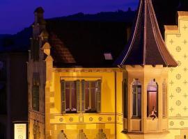 Hotel Sant Roc, hotel in Solsona