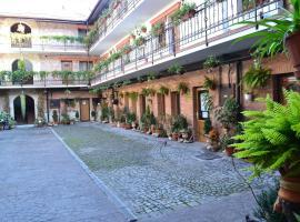 Hotel Hanul Fullton, hotel in Cluj-Napoca