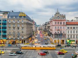 Danubius Hotel Astoria City Center, hotel in Budapest