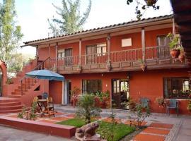 Chimpay - (Help us to Help), hotel near Saint Peter Church, Urubamba