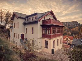 Villa Richter, Hotel in der Nähe von: Felsenbühne Rathen, Rathen