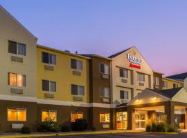 Fairfield Inn & Suites Billings, hotel in Billings