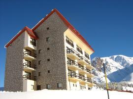 Apartur Las Leñas, serviced apartment in Las Lenas