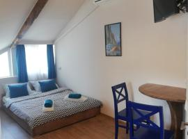 Roofs, self catering accommodation in Tbilisi City