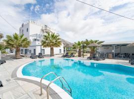 Blackcoast Santorini, hotel in Perivolos