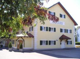 Hotel Garni Nöserlgut, hotel v Linci