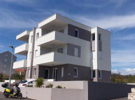 The Sands Pool Aparthotel, self catering accommodation in Novalja