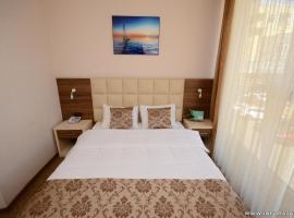 City Hotel: Batum'da bir otel