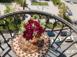 Apartment on Tverskaya, pet-friendly hotel in Moscow