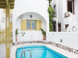 Sunny Days, hotel in Fira