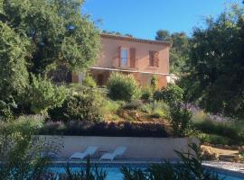 Lavandaline, hôtel à Entrecasteaux près de: Château Mentone