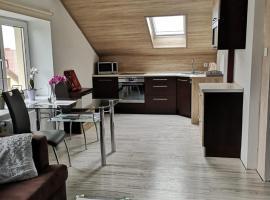 Malinowa 36 Apartamenty, apartment in Chojnice