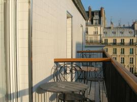 Hotel Darcet, hotel near Paris - Le Bourget Airport, Paris