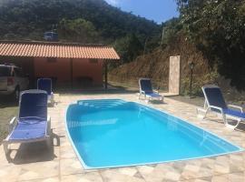 Meu cantinho na serra, holiday home in Teresópolis