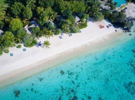 Pacific Resort Aitutaki, resort in Arutanga