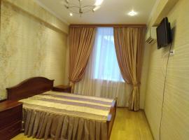 Апартаменты на Орджоникидзе 51, apartment in Tyumen