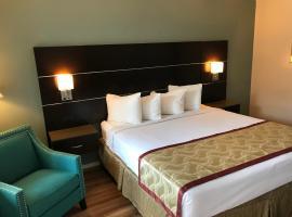 Olive Tree Inn & Suites, hotel in San Luis Obispo