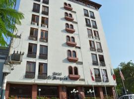 Ayenda El Marqués, hotel in San Isidro, Lima