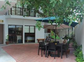 Opis Haus, apartment in Playa del Carmen