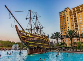 Dzīvoklis Disney Spring Area/Pirate Boat Pool Orlando