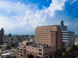Hotel JAL City Miyazaki, hotel in Miyazaki