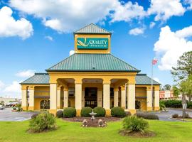 Quality Inn & Suites Civic Center, motel in Florence