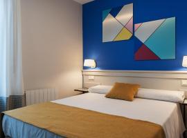 Hotel Hito, отель в городе Витория-Гастейс