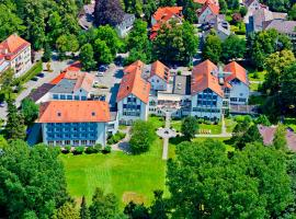Hotel Sonnengarten, Hotel in Bad Wörishofen