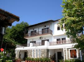 Hotel Vrionis, hotel near Pilio Ski Resort, Agios Dimitrios
