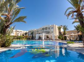 Le Corail Appart'Hotel Yasmine Hammamet, hotel in Hammamet