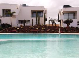 Sunbeach, hotel en La Oliva