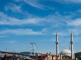 Corner Hot, отель в Стамбуле, рядом находится Босфорский мост
