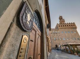 Residenza D'Epoca In Piazza della Signoria, bed & breakfast Firenzessä