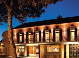 Villa MARSAN - Maison Hervé-Martin GARRAPIT, hôtel à Villeneuve-de-Marsan