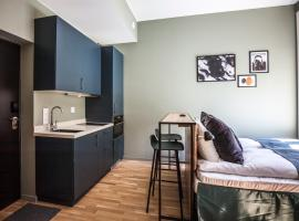Frogner House Apartments - Arbins gate 3, hotel in Oslo