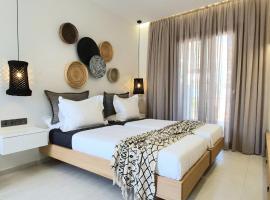 St.Thomas Beach Luxury Apartments, hotel di lusso a Pefki Rhodes
