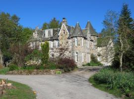 Balvraid Lodge B&B, B&B in Inverness
