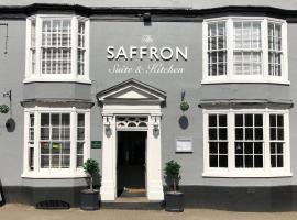 Saffron Suite and Kitchen, hotel near Stansted Mountfitchet Castle, Saffron Walden