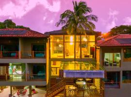 Hotel Vila Kebaya, hotel in Ilhabela