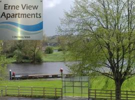 Erne View Apartments 1C - Lakeside Apartment Enniskillen, hotel near Enniskillen Castle, Enniskillen