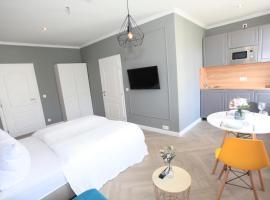 Zollikof Aparts - Sauna & Studioapartments, serviced apartment in Leipzig