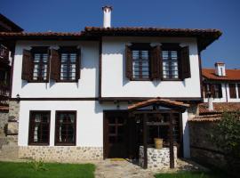 Villa Skat, hotel with parking in Zlatograd