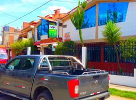 Casa Blanca Hospedaje, guest house in Huancayo